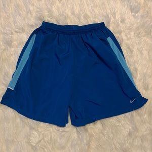 Nike Dri-Fit Running Shorts, Size XL